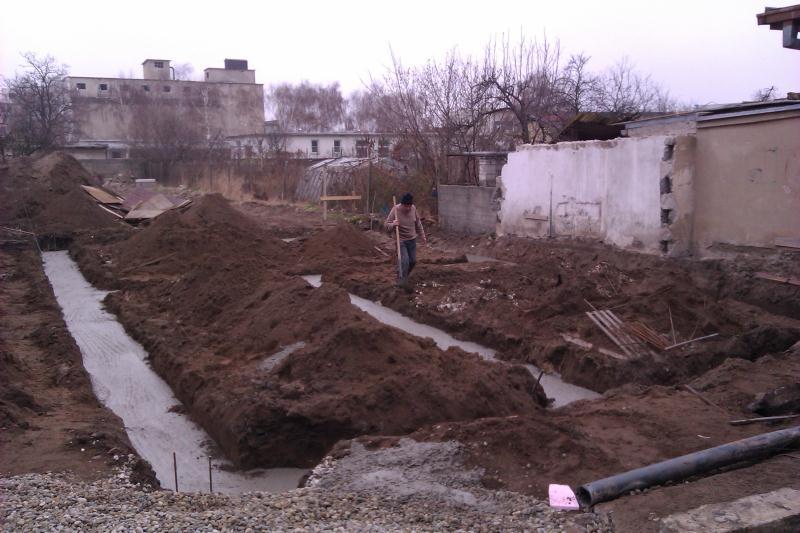 Zemné práce a pozemné úpravy